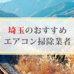 埼玉県のエアコン掃除業者