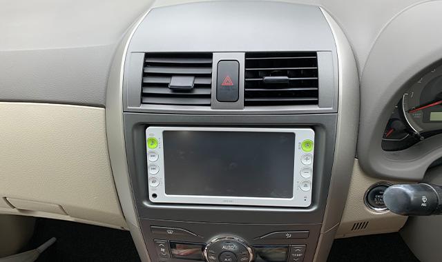 車のエアコンクリーニング